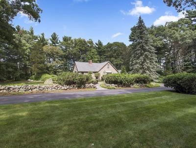 Canton Single Family Home Under Agreement: 352 York Street