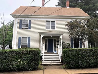 Marlborough Condo/Townhouse Under Agreement: 28 Front St #B