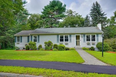 Westborough Single Family Home Under Agreement: 12 Gary Circle