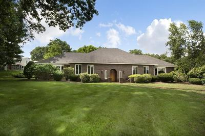Norwell Single Family Home Under Agreement: 111 Riverside Drive