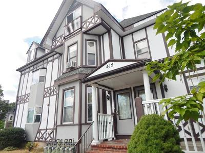 Brockton Condo/Townhouse Under Agreement: 419 Main St #1