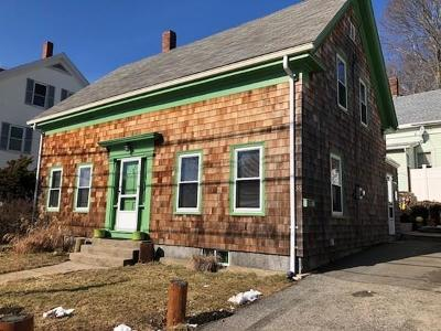 Gloucester Single Family Home For Sale: 56 Eastern Ave
