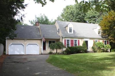 Acton Single Family Home Under Agreement: 2 Knowlton Dr