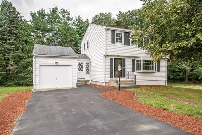 Tewksbury Single Family Home For Sale: 162 Trull Road