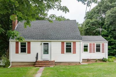 Braintree Single Family Home Under Agreement: 82 Blanchard Blvd