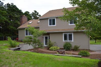 Wareham Single Family Home Under Agreement: 243 Glen Charlie Rd