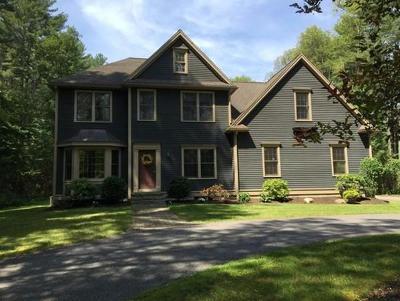 Hudson Single Family Home For Sale: 74 Parmenter Road