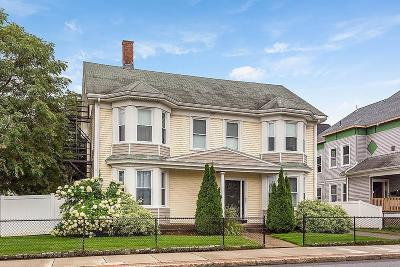 Waltham Condo/Townhouse Under Agreement: 636 Moody St #3