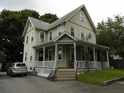 stoneham Multi Family Home Under Agreement: 6 Middle St