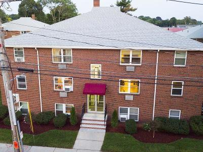 Woburn Condo/Townhouse Sold: 33 Montvale Ave #11
