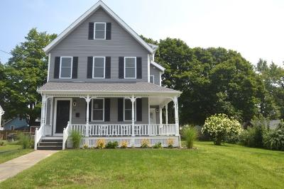 stoneham Single Family Home For Sale: 36 Duncklee Ave