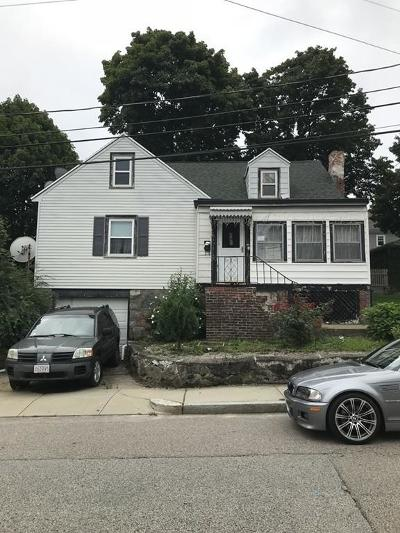 Boston Single Family Home For Sale: 23 Galty Ave
