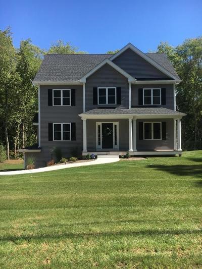 Rehoboth Single Family Home Under Agreement: Parcel 5 Glebe St.