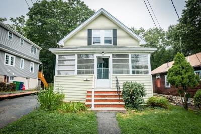 Newton Single Family Home Contingent: 15 Gambier