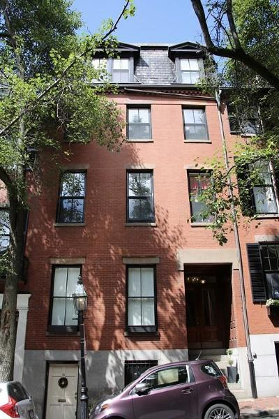 Condo/Townhouse Under Agreement: 69 Pinckney Street #1
