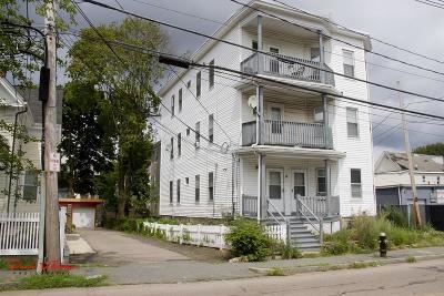 Brockton Multi Family Home Under Agreement: 11 Battles St