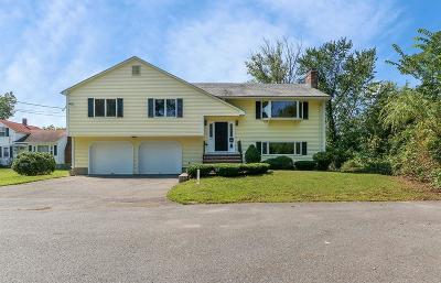 Dedham Single Family Home Under Agreement: 64 Solaris Road