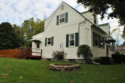 Bridgewater Single Family Home For Sale: 211 Pleasant Street