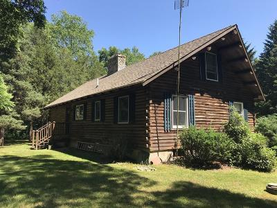 RI-Newport County Single Family Home Under Agreement: 11 Fresh Meadow Road