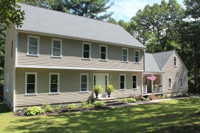 Hopkinton Single Family Home Under Agreement: 47 School St