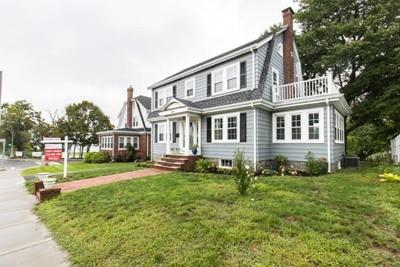 Quincy Single Family Home Under Agreement: 1308 Quincy Shore Dr