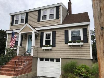 Hull Single Family Home For Sale: 60 Kingsley Road