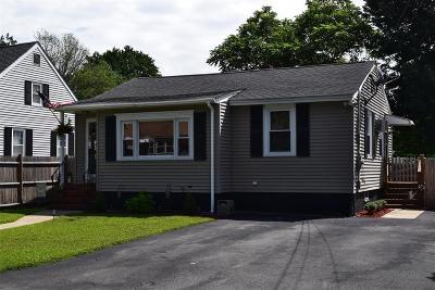 Methuen Single Family Home Under Agreement: 105 Birchwood Road