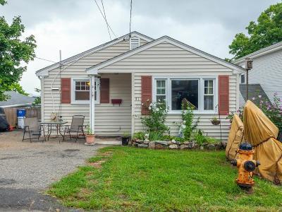 Waltham Single Family Home Contingent: 41 Marivista Ave