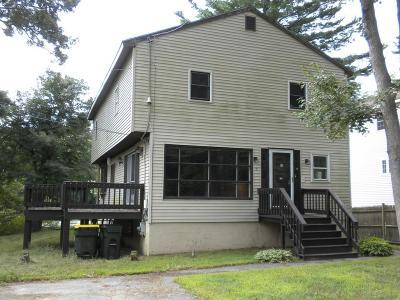 Bellingham Single Family Home Extended: 71 Box Pond Drive
