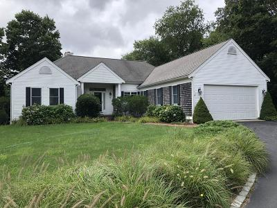 Falmouth Single Family Home Under Agreement: 19 Jasmin Ln
