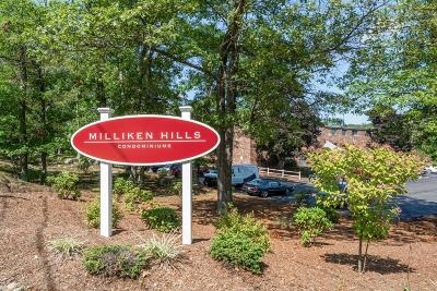Franklin Condo/Townhouse Under Agreement: 69 Milliken Ave #11A