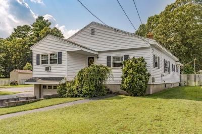 Billerica Single Family Home Under Agreement: 3 Primrose Rd