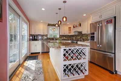 Burlington Single Family Home Price Changed: 23 Wildwood St