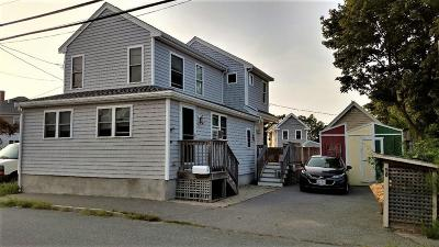 Quincy Single Family Home Under Agreement: 58 Bay View Ave