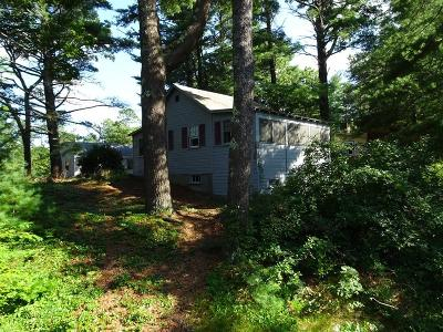 Wareham Single Family Home For Sale: 199 Plymouth