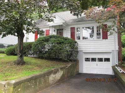 Dedham Single Family Home Under Agreement: 92 Commonwealth Ave