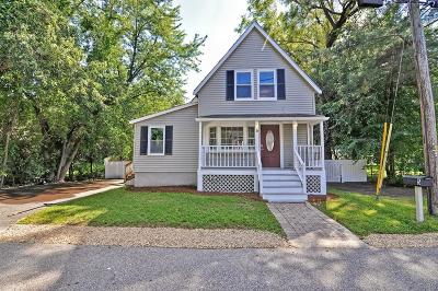 Woburn Single Family Home For Sale: 5 N Maple St