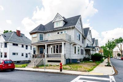 Malden Single Family Home For Sale: 3 Hudson St