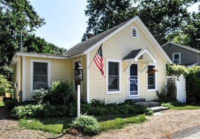 Duxbury Single Family Home Under Agreement: 9 Puritan Way