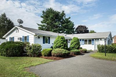 Peabody Single Family Home Under Agreement: 12 Surrey Ln