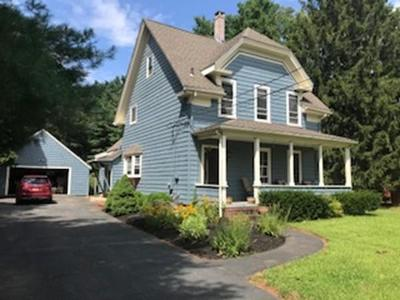 West Bridgewater Single Family Home Under Agreement: 52 Walnut Street