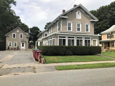 Middleboro Multi Family Home Contingent: 30 School Street