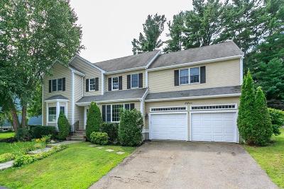Needham Single Family Home For Sale: 15 Brackett St
