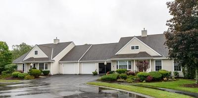Westborough Condo/Townhouse Under Agreement: 7 Wessonville Village Way #7