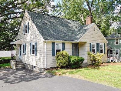 Waltham Single Family Home Under Agreement: 23 Colburn Street