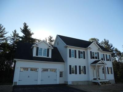 West Bridgewater Single Family Home For Sale: 11 Farm Road