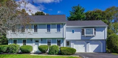 Southborough Single Family Home For Sale: 44 Latisquama Rd