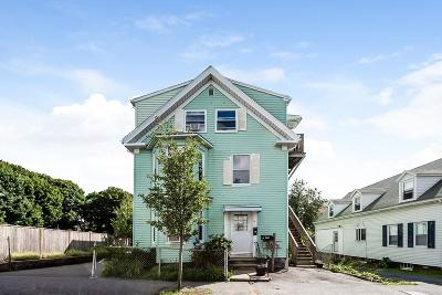 Beverly Multi Family Home For Sale: 16 Roundy Street
