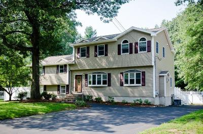 Billerica Single Family Home Under Agreement: 35 Lois Ln