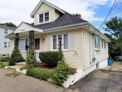 Braintree Single Family Home Contingent: 95 Arthur St